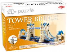 Puslespill 3D Tower Bridge