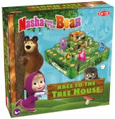 Masha and the Bear Race to the Treehouse