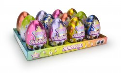 Lumo Stars Collectible Surprise Egg assortment  3 - 12,5 cm -  12 stuks - Display