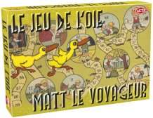 Retro Game: Matt the Traveller / Goose Game (FR)