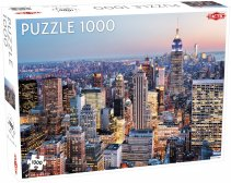 Puzzel Around the World: New York - 1000 stukjes