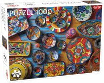 Puzzel Lover's Special: Mexican Pottery - 1000 stukjes
