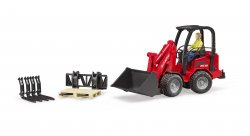 Schäffer Compact loader 2034 with figure