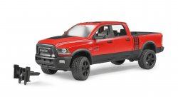 RAM 2500 Power Wagon, Maasturi