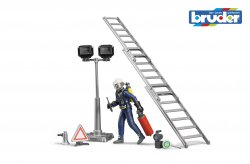Fire brigade figure-set