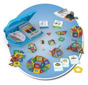 Geomag Education Set Shape&Space Panels 244 delig