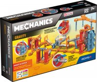 Geomag Mechanics Gravity Shoot & Catch - 243 delig