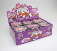 Genius putty Glitter 12 kpl display