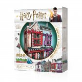 Wrebbit 3d puzzle Harry Potter Quality Quidditch Supplies & Slug & Jiggers 305 el