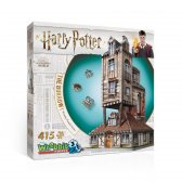 Wrebbit 3D puzzle The Burrow – Weasley Family Home 415 el