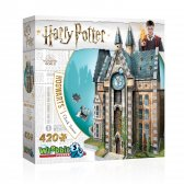 Wrebbit 3D puzzle Harry Potter HOGWARTS CLOCK TOWER 420 el