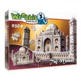 Taj Mahal, 950 palaa