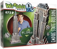 Empire State Building Wrebbit puzzle 3d - 975 el.