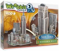 New York Midtown Wrebbit 3d Puzzle West 900 el.