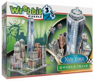 Wrebbit 3D New York World Trade (875 palaa)