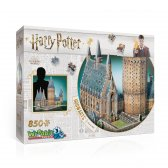 Wrebbit 3d puzzle Harry Potter Hogwarts Great Hall - 850 el.
