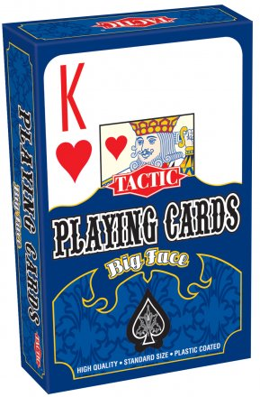Playing Cards Big Faces