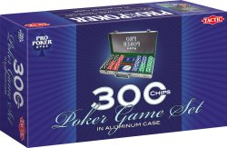 Pro Poker Set Case 300 chips 11,5 gram