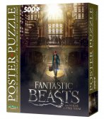 Wrebbit Poster puzzle - Fantastic Beasts - Macusa
