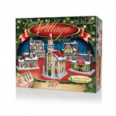 Wrebbit 3D puzzle Christmas Village 116 el