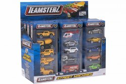 Street Machines Die-Cast 5 Pack