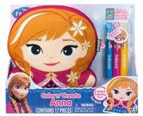 Anna Elsa tai Olaf Inkoos Color n Create Frozen