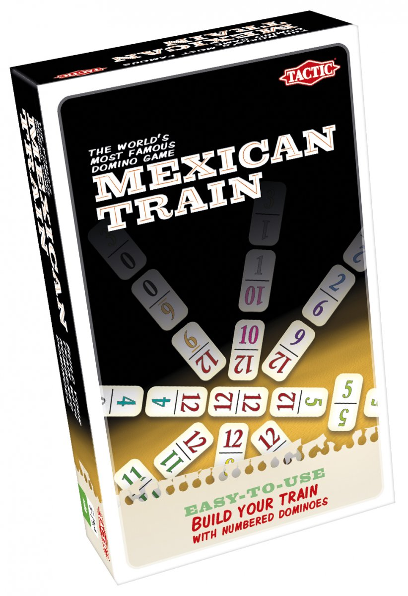 Mexican Train - Reisspel