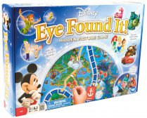 Disney Eye Found It