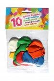 10 pyöreää ilmapalloa