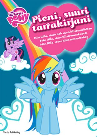 My Little Pony: Pieni, suuri tarrakirjani