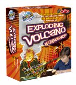 Exploding Volcano Workshop