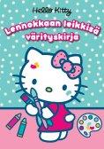 Hello Kitty: Lennokkaan leikkisä värityskirja