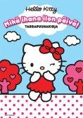 Hello Kitty: Paksu tarrakirja