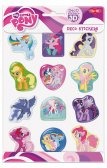 Deco Stickers 3D: My Little Pony