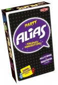 Party Alias matkapeli