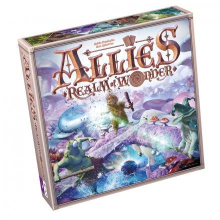 Realm of Wonder Allies-korttipeli