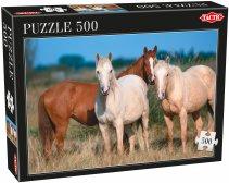 Three Horses, 500 palaa