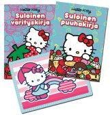Hello Kitty puuhapakkaus