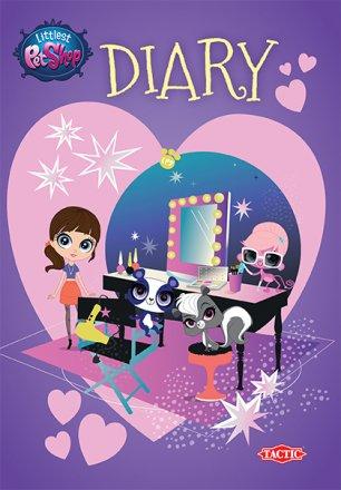 Littlest Pet Shop päiväkirja