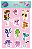 Littlest Pet Shop magneetit