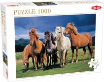 Puzzle Camargue - 1000 pieces