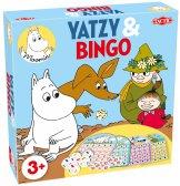 Muumi Giant Yatzy ja Bingo