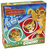 Lion Guard Domino Maxi