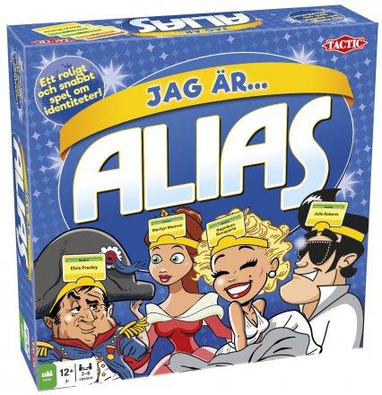 Jag är ... Alias