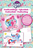 My Little Pony postikorttikirja