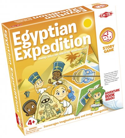 Story Game Egyptian Expedition