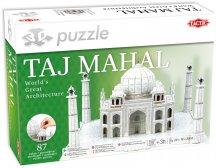 3D Palapeli Taj Mahal