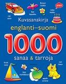 Kuvasanakirja Englanti-Suomi 1000 sanaa ja tarroja