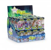 Lumo Stars Collectible Figu assortment - 24 stuks -  Display