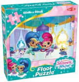 Shimmer and Shine Floor Puzzle